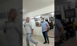 VÍDEO: Presidente da Câmara de Capim atinge advogado com copo de vidro durante sessão