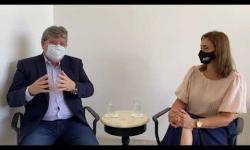 VÍDEO: Governador João Azevêdo revela os motivos do seu apoio a Ana Claudia em Campina Grande