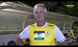 ASSISTA - Lisca critica CBF por conta de jogos da Copa do Brasil em momento crítico da pandemia: 'Estou perdendo amigos'
