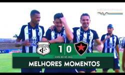 VÍDEO - Treze vence clássico contra o Botafogo-PB pela Copa do Nordeste; Belo teve jogador expulso com 09 segundos de jogo