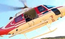 ASSISTA: Armada, deputada entra em helicóptero e diz que vai capturar Lázaro