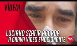 VÍDEO - Luciano Szafir posta vídeo nas redes sociais e agradece: