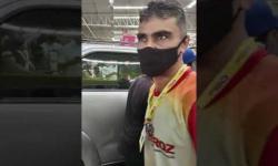 VÍDEO: Motorista perde controle do veículo e invade supermercado na cidade de Patos