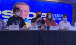 ASSISTA: Governador de SP, João Dória visita Laureano e realiza coletiva com apoiadores