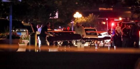 Ataques a tiros em intervalo de 12h nos EUA deixam 29 mortos
