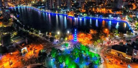 Prefeitura de Campina Grande vai gastar R$ 869 mil com decoração natalina