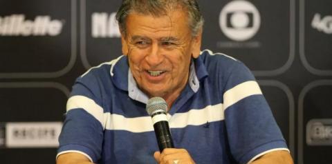 Morre Nereu Pinheiro, técnico que revelou Juninho Pernambucano
