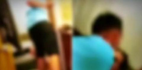 Mulher flagra marido pelado na cama da sua filha de 12 anos e chama a polícia
