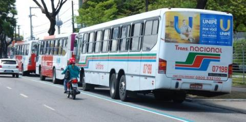 Empresas de transporte coletivo de JP vão parcelar salários de colaboradores devido à grave crise econômica
