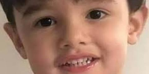 Corpo de Gael, menino de 3 anos morto em SP, chega à PB para sepultamento