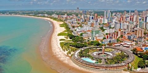 Pesquisa aponta João Pessoa entre as 15 cidades mais procuradas pelos turistas brasileiros