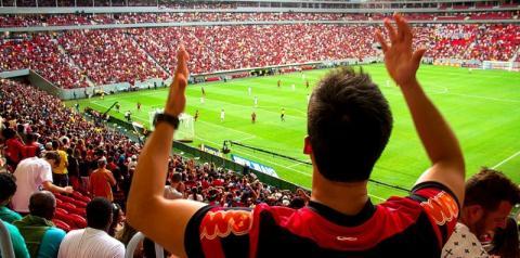 Flamengo transfere jogo da Libertadores para Brasília e terá público de 15 mil pessoas nas arquibancadas
