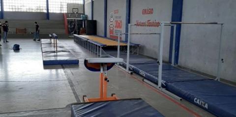 Secretaria de Esportes de João Pessoa oferece 200 vagas para escolinha de ginástica rítmica e artística