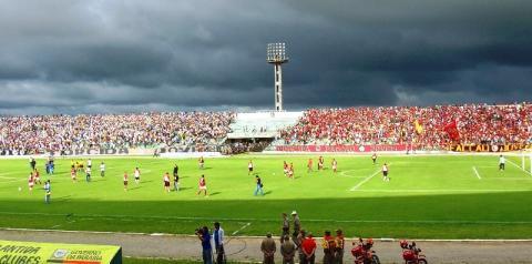 Campina Grande amplia capacidade de ocupação em estádios