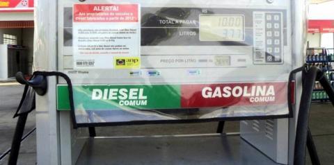 Petrobras anuncia mais um reajuste no preço da gasolina e do diesel