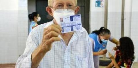 João Pessoa aplica D1 para 12+, D3 para 60+ e D2 para demais públicos do plano vacinal contra Covid-19