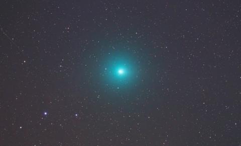'Cometa do Natal' é visto na Grande João Pessoa