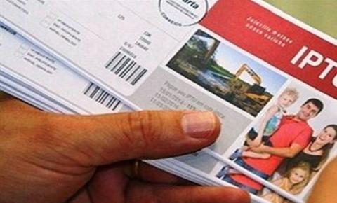 PMJP divulga cronogrma de pagamento do IPTU