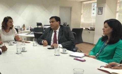 Gustavo Feliciano cumpre agenda em Brasília e garante investimentos para Paraíba