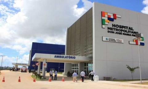 Hospital Metropolitano em Santa Rita abre processo seletivo para novas contratações