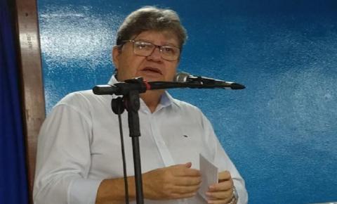 Governador João Azevêdo anuncia concurso com mil vagas na Paraíba