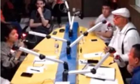 Deputada e radialista discutem ao vivo durante entrevista em programa radiofônico na Paraíba: ASSISTA