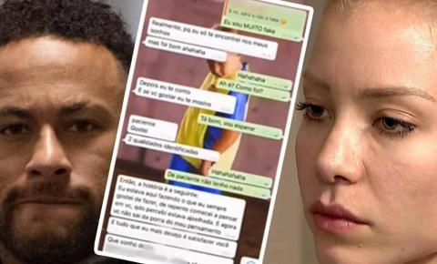 Polícia francesa consegue imagens de hotel em que Neymar e Najila se encontraram