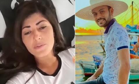 Casada, mulher assume que beijou cantor em show e diz que foi 'forçada' a gravar entrevista – VEJA VÍDEO