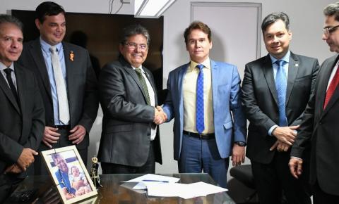 TV Assembleia renova convênio para exibição do programa 'TJ Notícias'