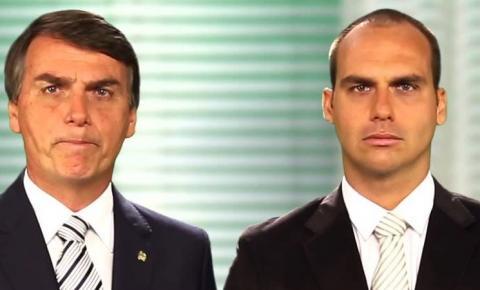 Sem votos no Senado, Bolsonaro admite rever indicação de Eduardo para embaixada