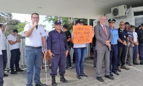 Sem acordo com PMJP, Guarda Municipal deve cruzar os braços