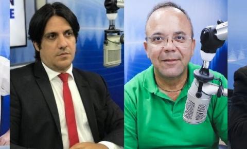 ARAPUAN FM anuncia nova formação do 'Arapuan Verdade' com Paulo Neto, Gutemberg Cardoso, Luís Tôrres e Clilson Jr