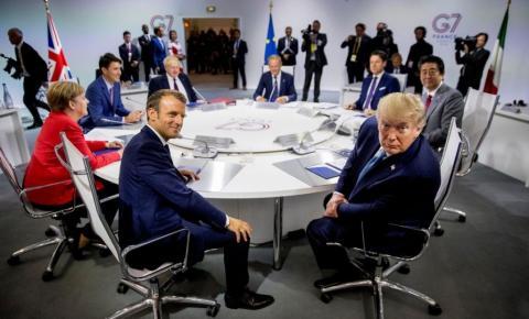 G7 entra em acordo sobre ajuda à Amazônia