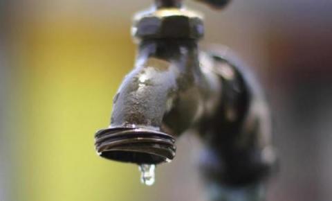 Falta água em sete bairros de João Pessoa neste domingo; confira