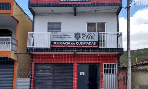 Homem é preso por matar companheira com barra de ferro na Paraíba