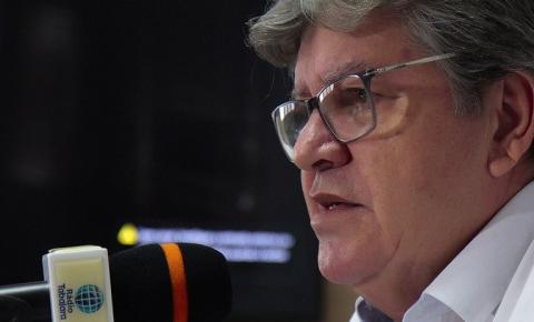 Governador João Azevêdo faz balanço dos primeiros nove meses de gestão