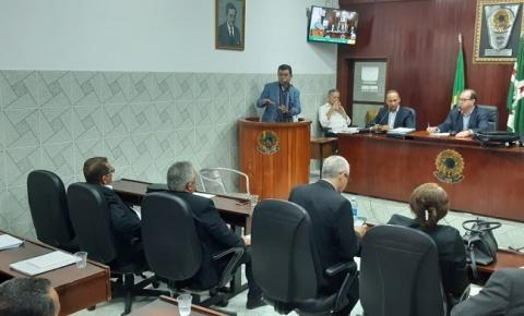 Após semana de discussões, Câmara de Santa Rita aprova em 1º turno LOA 2020