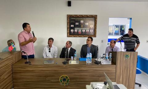 Famup destaca importância da instalação de Unidade de Tratamento de Resíduos Sólidos em Juripiranga