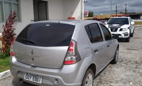 FLAGRANTE: Pai e filho são presos por matar empresário na praia do Bessa