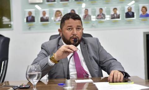 Vereador Inaldo Andrade solicita informações sobre gasto com diárias pela Secretaria de Trabalho e Ação Social de Bayeux