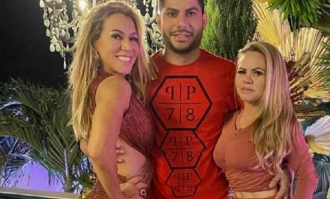 Ex-mulher de Hulk ganha apoio da família após atleta assumir namoro com sua sobrinha