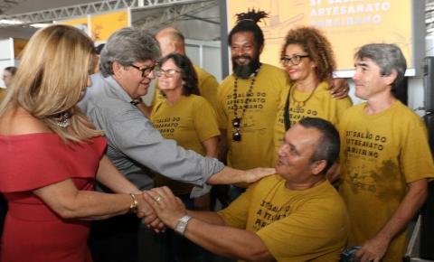 João Azevêdo lança 31ª Edição do Salão de Artesanato em JP