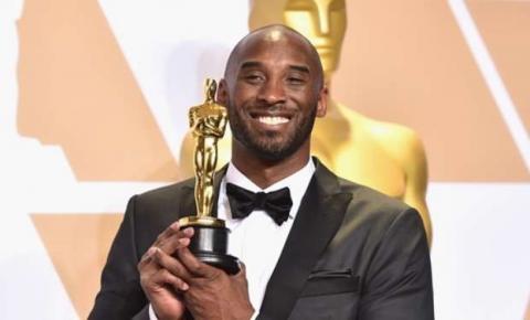 Kobe Bryant ganhou um Oscar dois anos antes de morrer