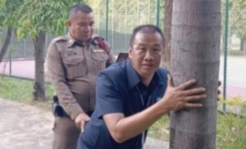 Policiais simulam sexo em reconstituição de atentado ao pudor e imagens viralizam