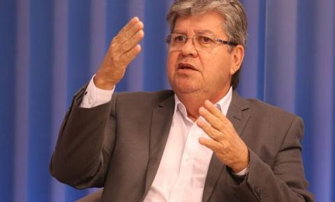 João Azevêdo participa do Fórum de Governadores nesta terça em Brasília