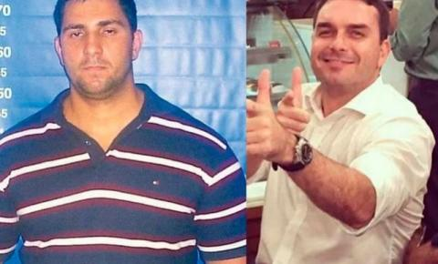 IMAGENS FORTES: Flávio Bolsonaro posta autópsia de miliciano morto na Bahia