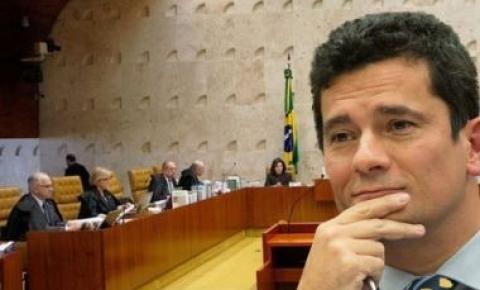 PT acusa Moro no STF de concussão e prevaricação