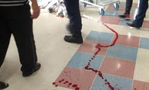 Funcionária de supermercado morre baleada em confusão por uso de máscara; VEJA VÍDEO