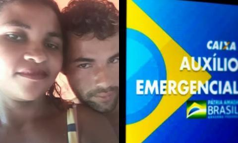 Homem mata esposa a facadas por causa do auxílio emergencial