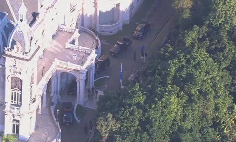 URGENTE: PF faz operação na casa do governador Wilson Witzel após troca de comando no Rio de Janeiro